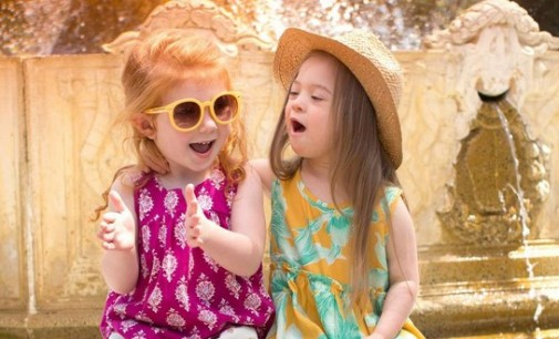 4-летняя девочка с синдромом Дауна снялась в рекламе обуви Livie&Luca