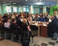 Молодежь и власти Норильска обсудили будущее ЖКХ
