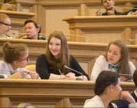 Молодежь УрФО решала детские проблемы в Ханты-Мансийске