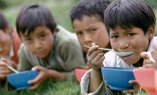 Молодежь намерена помочь в ликвидации голода