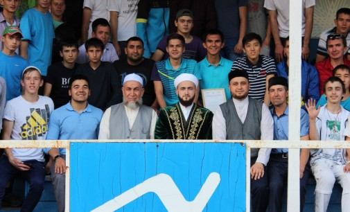 Мусульманская молодежь Татарстана пообщалась с муфтием Камилем хазратом Самигуллиным