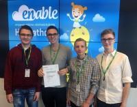 «Лаборатория Касперского» наградила школьников, разработавших приложение для помощи жертвам онлайн-травли