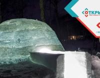 Ледяной туризм: хотите переночевать во льду и в снегу? Торопитесь: первый в России иглу-отель может растаять