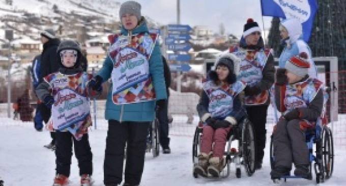 На молодежной площадке КЭФ-2016 рассказали о запуске в Красноярске проекта «Лыжи мечты»