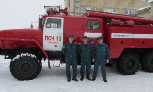 Оренбургская роженица, которую в метель сопровождали спасатели МЧС, родила дочь
