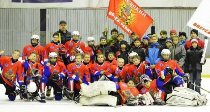 «Хоккей без границ»: социальный проект Федерации хоккея Санкт-Петербурга