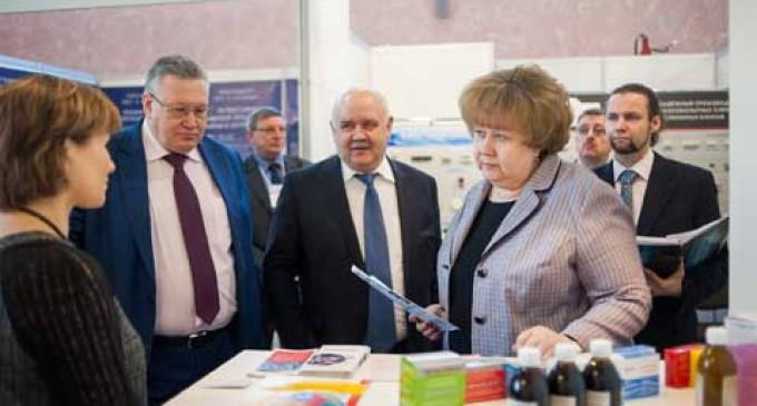 Новосибирская область представила медицинские и фармацевтические предприятия