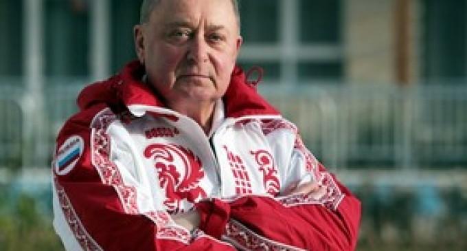 Алексей Мишин отмечает 75-летие