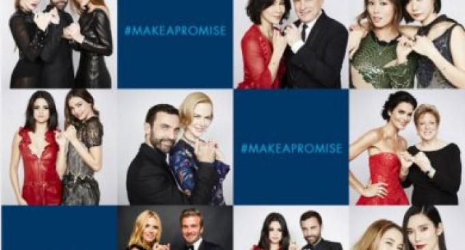 Российские звезды присоединились к  проекту Louis Vuitton и UNICEF