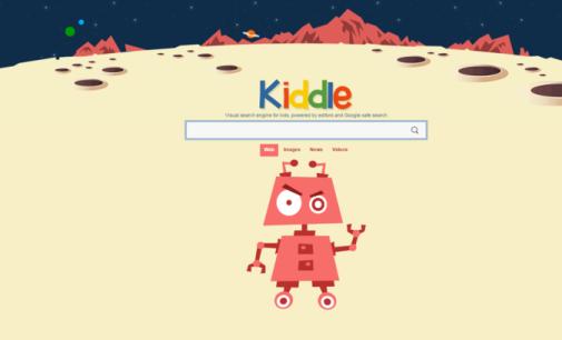 Google запустила детскую поисковую систему Kiddle