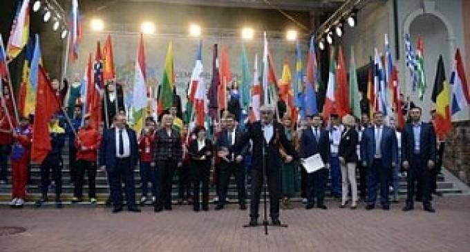 В Сочи  открылись II Всемирные игры юных соотечественников
