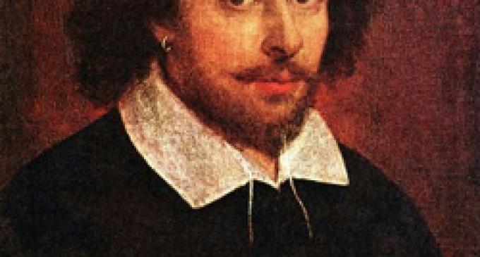 В школах пройдет всероссийский «День Шекспира»