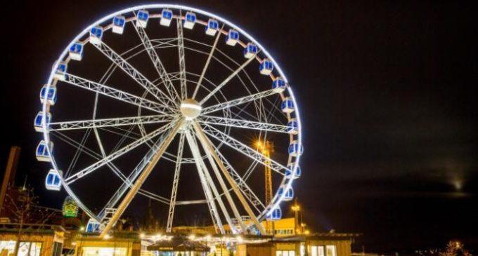 Первую в мире сауну на колесе обозрения открыли в Финляндии