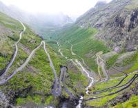 Самая живописная дорога Норвегии открылась для туристов