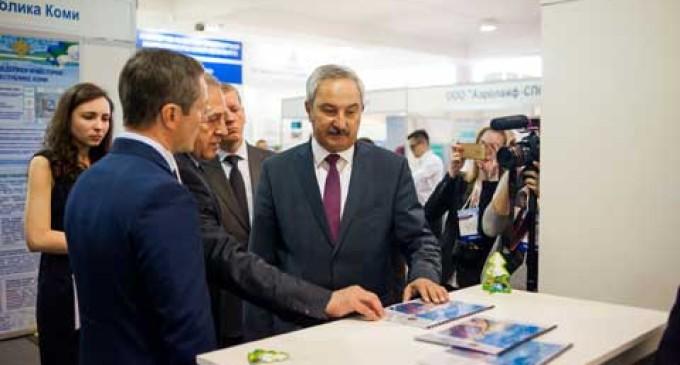 Республика Коми заинтересована в продвижении на рынке Санкт-Петербурга