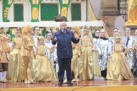 Петергоф-фонтаны-2-1