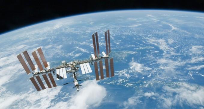 Спутник Томского  университета передал поздравление с юбилеем вуза
