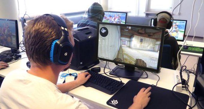 Киберспорт в училище Оривеси – учебное заведение готовит профессиональных геймеров