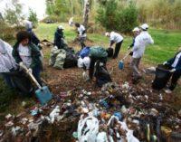 В акции экологического марафона «360 минут» приняли участие 12 тысяч волонтеров