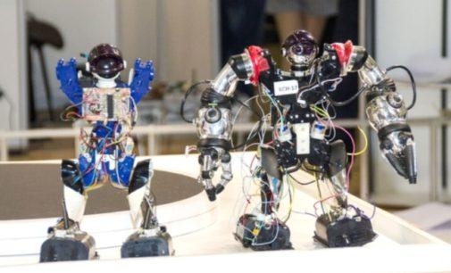 Фестиваль робототехники «Молодые инженеры Петербурга»