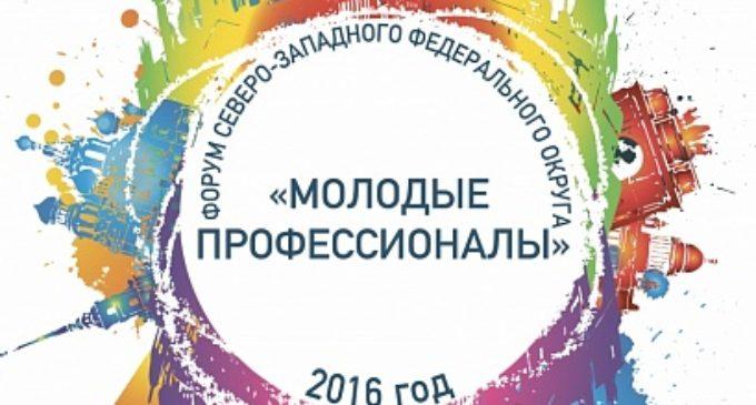 Межрегиональный форум СЗФО «Молодые профессионалы»