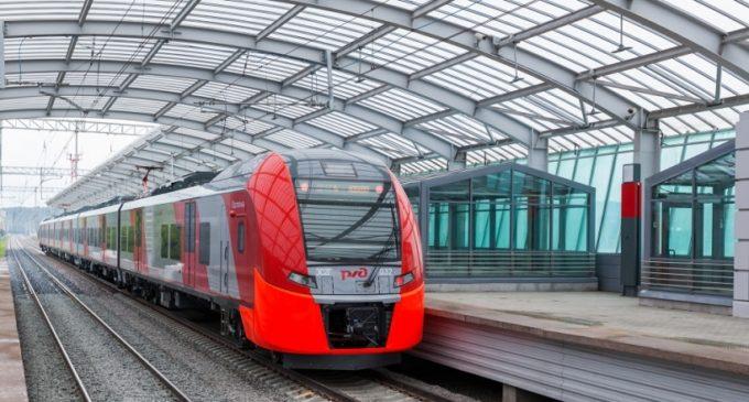 Пригородные поезда Московско-Тверской ППК перевезли более 900 тысяч пассажиров в новогодние каникулы