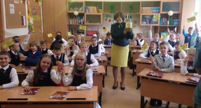 Новосибирские школьники отказались от цветов учителям в пользу детей с ДЦП
