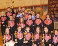 Юные спортсмены из Луги — среди лучших в России