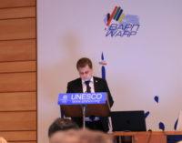 Международный молодежный медиацентр презентовали на Всемирном конгрессе русской прессы