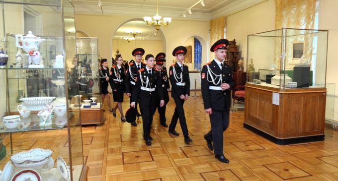 Музеи, кадеты. От перемены мест слагаемых…