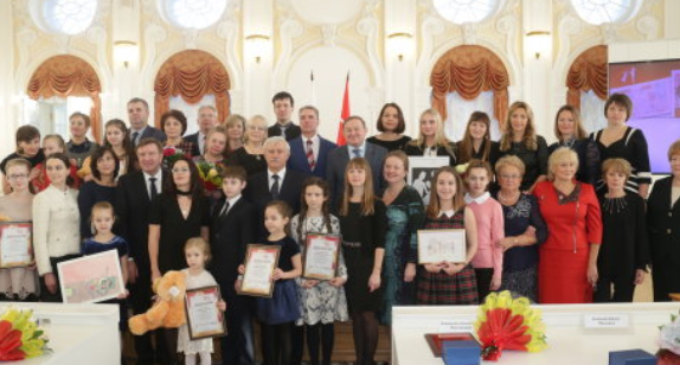 В Петербурге наградили победителей конкурса «Наш любимый врач»