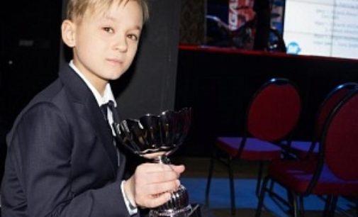 10-летний спортсмен из Боровичей стал призером международного Кубка по мотокроссу