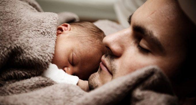 «Ежедневный папа» — новый Instagram-проект об отцовстве