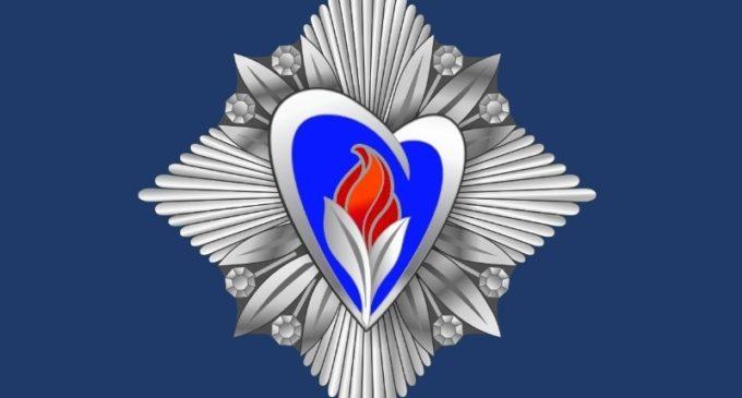 Молодой человек из Зауралья получил медаль «Горячее сердце» из рук Героев