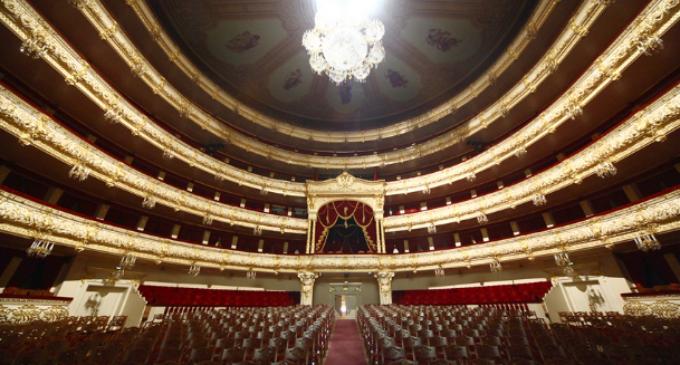 Большой театр запустил продажи льготных билетов для зрителей моложе 25 лет