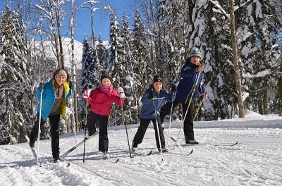Сочинских школьников научат бегать на лыжах