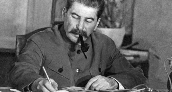Сталинабад, Сталинир, Сталинвег…