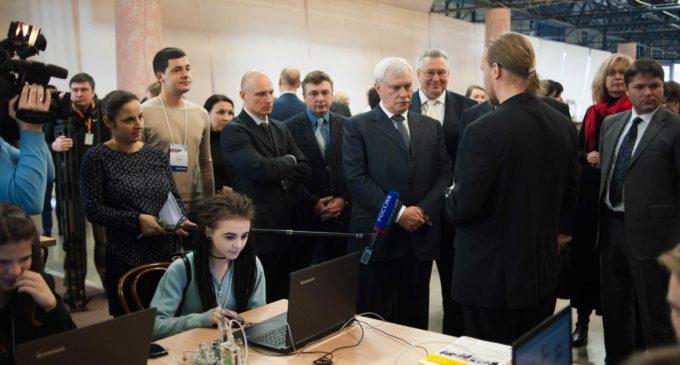 «РОСНАНО» заинтересовано в инновационных разработках петербуржцев