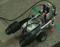Роботы из конструктора помогут убрать в Новосибирске мусор и снег
