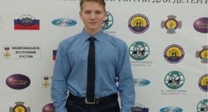 Студент из Ялуторовска победил на всероссийском форуме молодых ученых