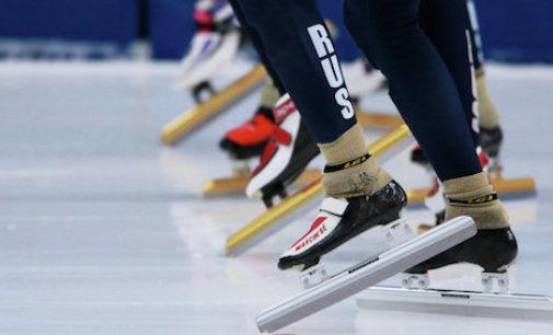 На чемпионате Европы по шорт-треку петербургские спортсменки завоевали награды