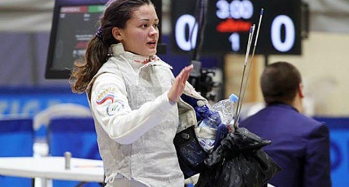 Рапиристка из Башкирии завоевала медаль на Кубке мира среди юниоров