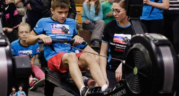 В проекте «Самый сильный школьник Челябинска» примут участие 5000 мальчишек и девчонок
