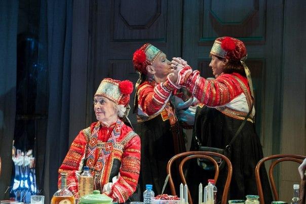 Театральный обзор-08 января-театр Миронова-1