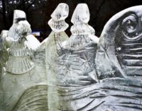 В Москве появится ледяной конструктор под открытым небом