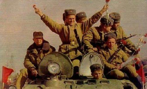 Конец афганского излома. Дан приказ ему на север….