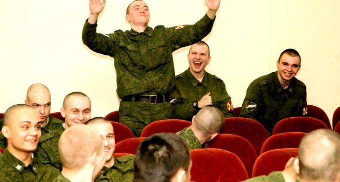 Футболистки «Мед-Ведь» порадовали солдат