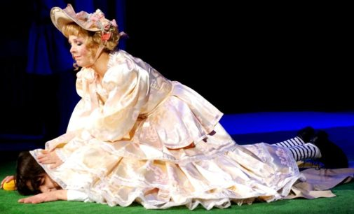Юбилей, однако! Государственный областной театр драмы и кукол «Святая крепость» отмечает 35-летие