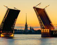 Речной карнавал покажет дух Петербурга