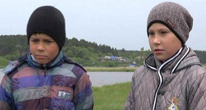 Героический поступок совершили двое школьников на Сахалине